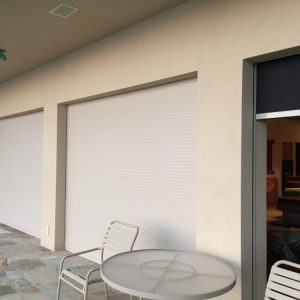 Talius roll shutters for schools